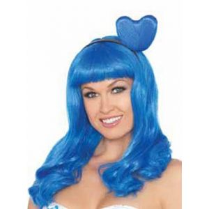 Candy Girl Wig Blue