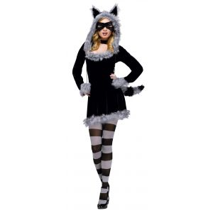 Racy Raccoon Animal Costumes
