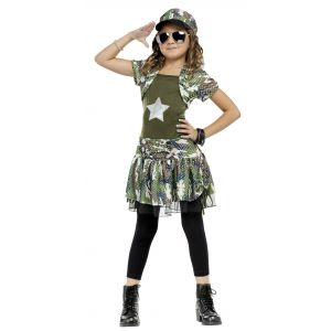 Army Brat Kids Costume
