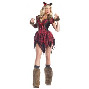 Cute Werewolf Costume