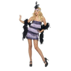 20's Fever Flapper Costume