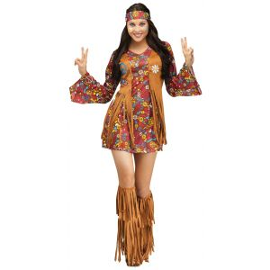 70s Peace & Love Hippie