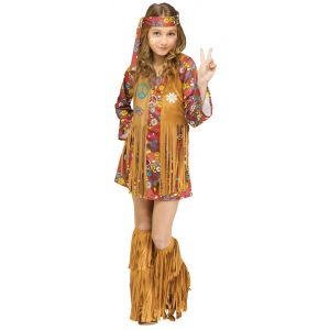 Peace & Love Hippie Kids