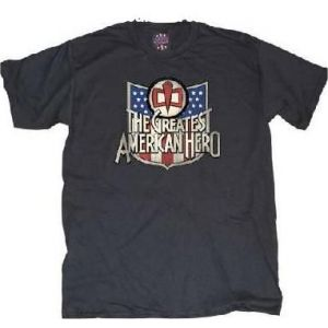 Greatest American Hero Tee