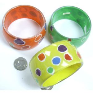 80s Party Bangles