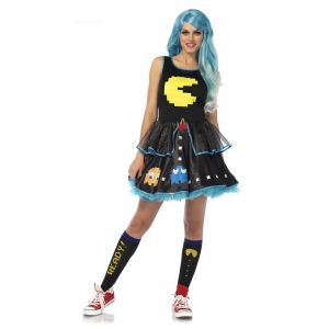 Pac Man Game Dress