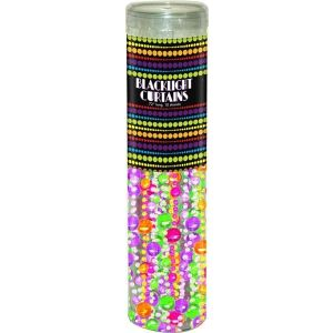 Bead Curtain Neon Beads