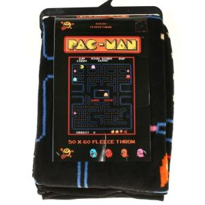 Pac Man Fleece