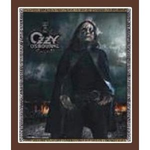 Ozzy Woven Tapestry Throw