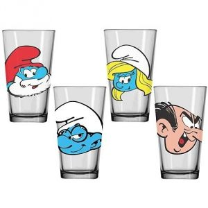 Smurf Glasses