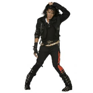 Michael Jackson Bad Costume