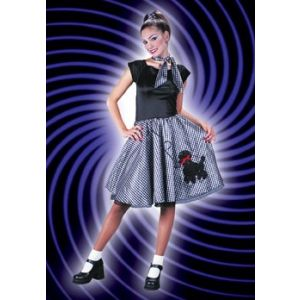 50's Bobby Soxer Costume