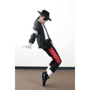 Pop King Kids Costume