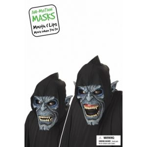Night Stalker Movable Ani-Motion Mask