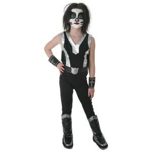 Kiss Catman Kids Costume