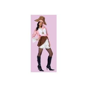 Pink Pirate Costume