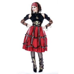 Gigolette Pirate Wench Costume