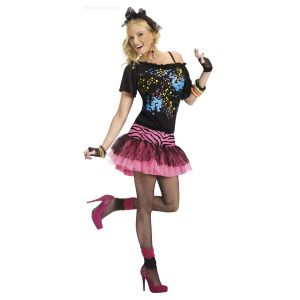 80's Pop Party Dress