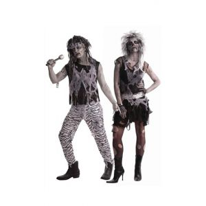 Rocked Out Zombie Couple