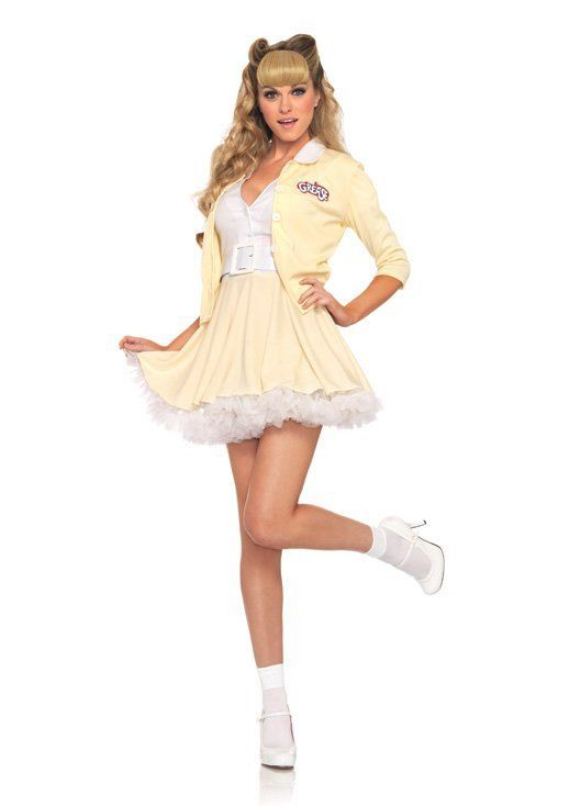 Ongekend Good Sandy Grease Costume ZI-76