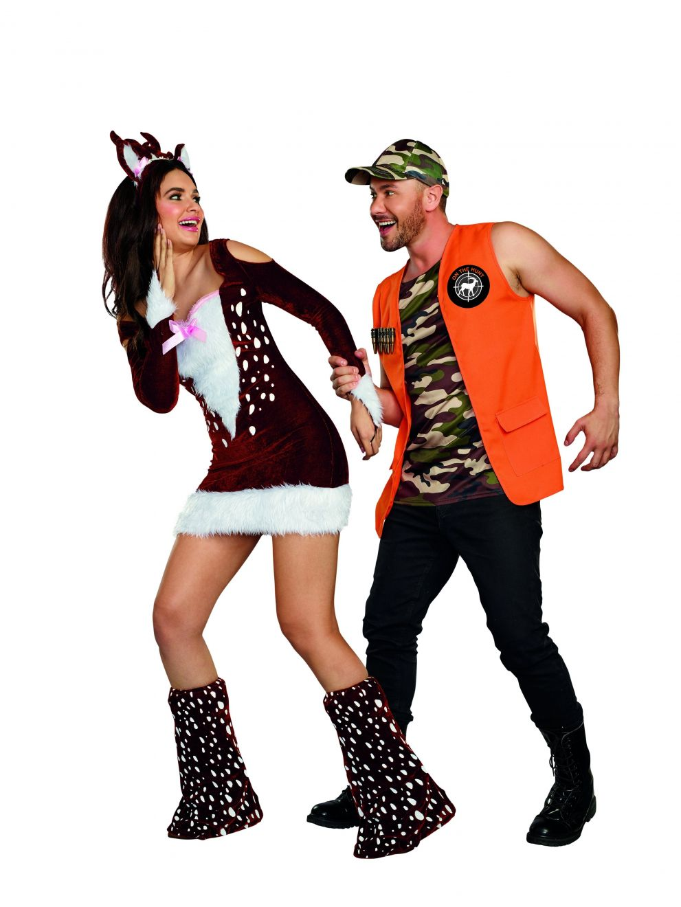 Deer Me Couples Costumes