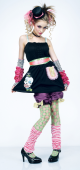 Harajuku Pop Star Costume