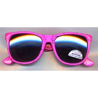 808c806bbfa 80 s fashion Pink Sunglasses
